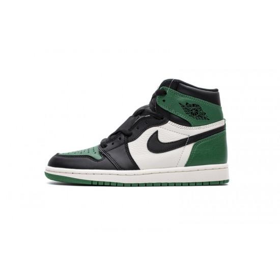 Air Jordan 1 High OG Pine Green Black Green 555088-302