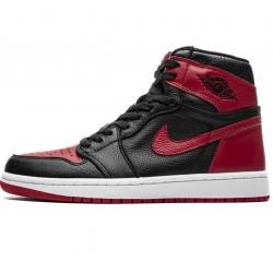 "Air Jordan 1 ""Homage To Home"" Red Black White 861428-061"