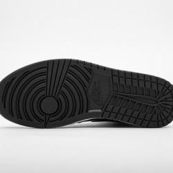 """Air Jordan 1 Retro High OG """"Gold Toe"""" Black Gold 861428-007"""