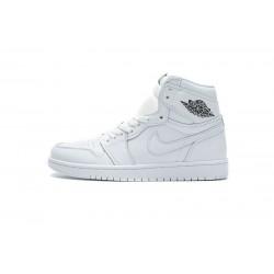 Air Jordan 1 High All White 555088-111 36-45