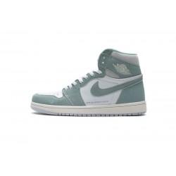 """Air Jordan 1 OG Hi Retro """"Turbo Green"""" Blue White 555088-311"""