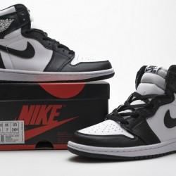 """Air Jordan 1 Retro High OG """"Black White"""" Black White 555088-010"""