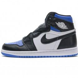 "Air Jordan 1 Retro High OG ""Game Royal"" Blue Black 555088-041"