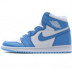 """Air Jordan 1 Retro """"UNC"""" Blue White 555088-117"""