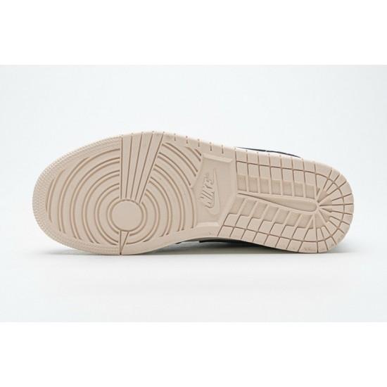 "Hot Air Jordan 1 Low ""Black Guava Ice""Black Pink DC0774-003 36-46 Shoes"
