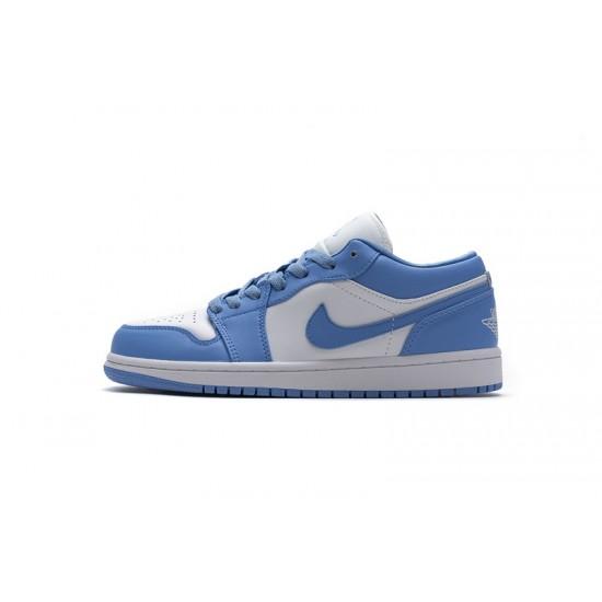 Air Jordan 1 Low UNC Blue White AO9944-441