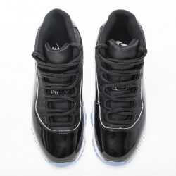 "Air Jordan 11 ""Space Jam"" Black White 378037-003"