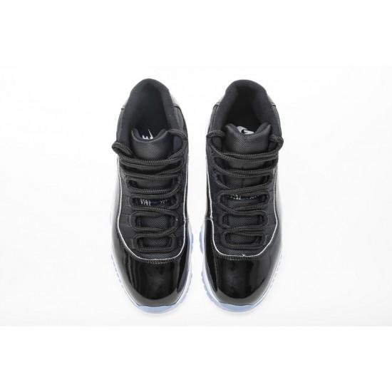 Air Jordan 11 Space Jam Black White 378037-003