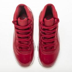 "Air Jordan 11 Retro ""Win Like"" Red White 378037-623"