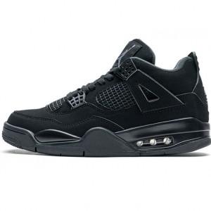 "Air Jordan 4 Retro ""Black Cat"" Black CU1110-010"