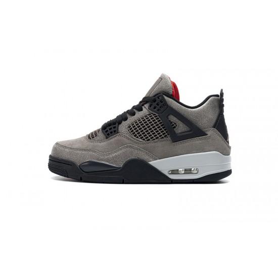 "2020 Air Jordan 4 ""Taupe Haze"" Black Brown DB0732-200 40-46 Shoes"