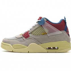 "Air Jordan 4 Retro ""Guava Ice"" White Blue Pink DC9533-800"