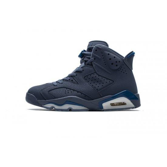 Air Jordan 6 Jimmy Butler Blue 384664-400