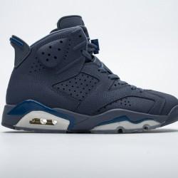 """Air Jordan 6 """"Jimmy Butler"""" Blue 384664-400"""