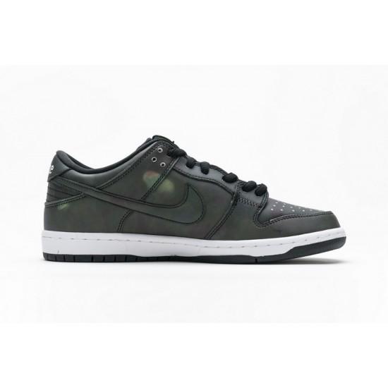Civilist x Nike SB Dunk Low Pro QS Thermography Black CZ5123-001