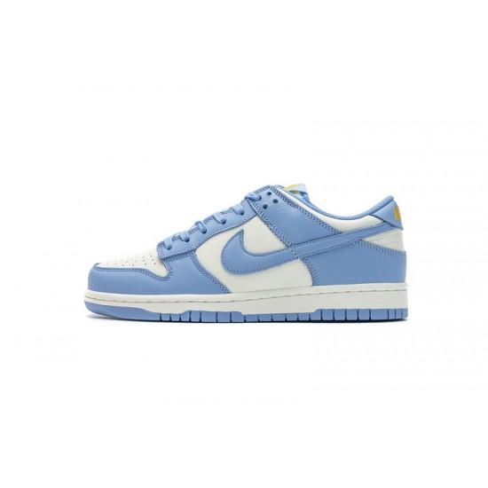 "New Nike SB Dunk Low ""Coast"" Blue White Yellow DD1503-100 36-47 Shoes"