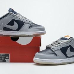 """Nike SB Dunk Low """"College Navy"""" Grey Blue DD1768-400 36-47"""