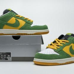 Nike SB Dunk Low Green Yellow 804292-132 36-46