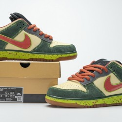 "Nike SB Dunk Low PRM QS ""Mosquito"" Yellow Green 313170-761 36-46"