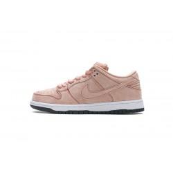 """Nike SB Dunk Low """"Pink Pig"""" Pink CV1655-600"""