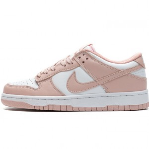 "Nike SB Dunk Low ""Orange Pearl"" Pink White DD1503-102 36-39"