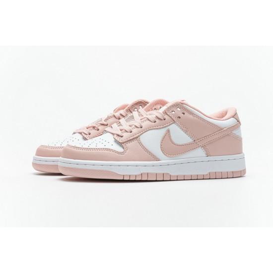 "Hot Nike SB Dunk Low ""Orange Pearl"" Pink White DD1503-102 36-39 Shoes"