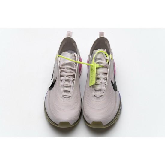 Off-White x Nike Air Max 97 Queen Pink Purple AJ4585-600